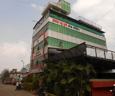 Hotel New Pune Garden Restaurant & Lodging,Pune